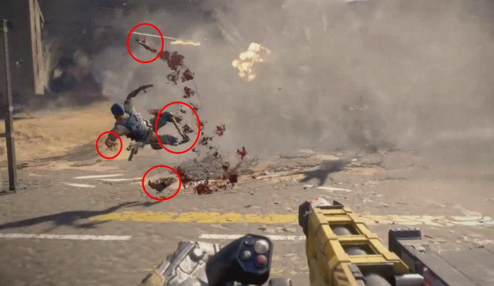 CoD:BO3:四肢切断、爆発四散…マルチプレイヤーでのゴア(残虐)表現が復活か