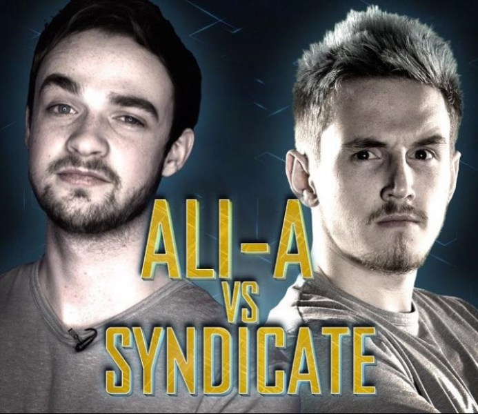 CoD:AW:CoD界の2大実況者、Ali-A vs. Syndicateの3本勝負映像。果たして勝者は?