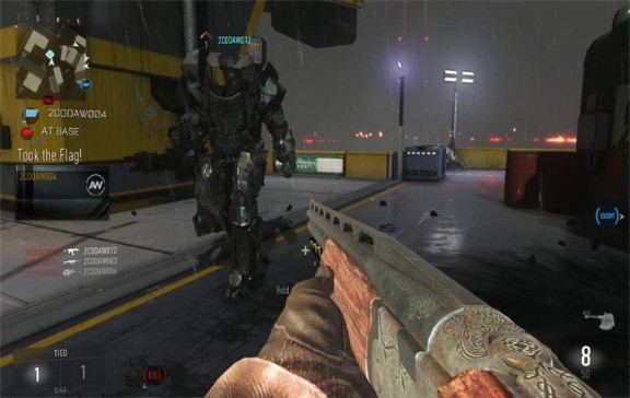 """CoD:AW:第3弾DLC""""Supremacy""""に「ダブルバレルショットガン」登場か"""