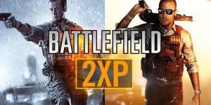 BF4 & BFH:来週火曜まで両タイトルでダブルXPが開始