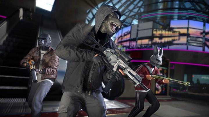 "BFH:ブースト効果付きの新マスク8種発表、DLC""Criminal Activity""で追加"