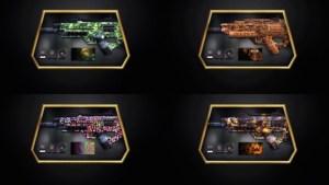 『Call of Duty: Advanced Warfare(コール オブ デューティ アドバンスド・ウォーフェア)』 CoD:AW:アニメーションする武器迷彩が同梱したパーソナライゼーションパックが発売 (Xbox)