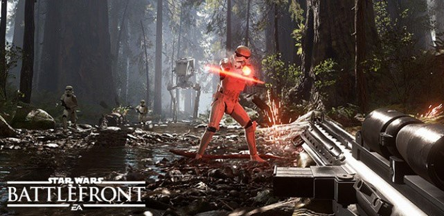 Star Wars バトルフロント:FPS / TPS視点の高解像度イメージ