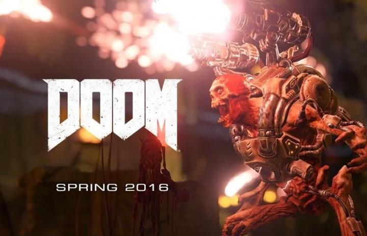『DOOM』:FPSの始祖復活!ゲームプレイ動画や詳細公開、発売日は2016年春
