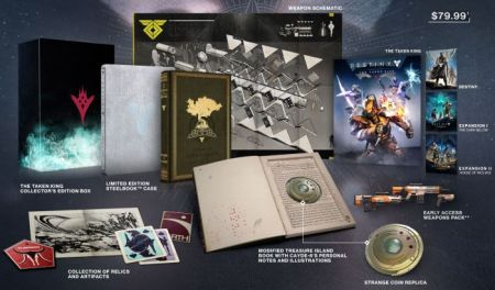 Destiny-taken-king-collectors
