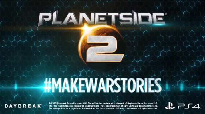 2000人対戦の大規模無料FPS『PlanetSide 2』がPS4で正式ローンチ、最新トレイラーも
