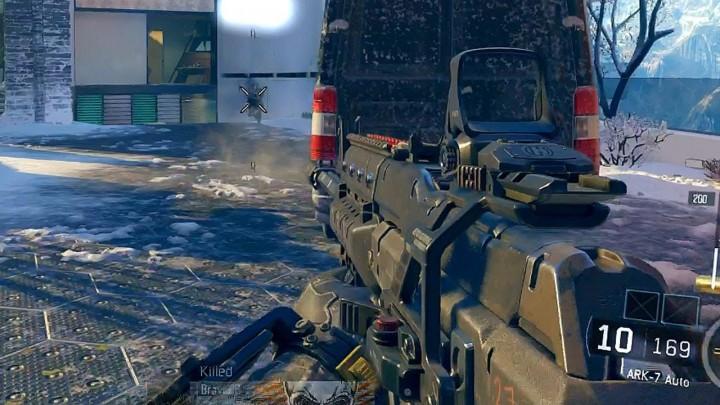 CoD:BO3:マルチプレイ動画大量公開、新武器、新マップ、パーク!(15本)