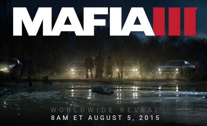 シリーズ最新作『Mafia III』発表、2015年8月5日21時に全世界同時お披露目