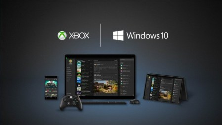 Xbox One-Windows10