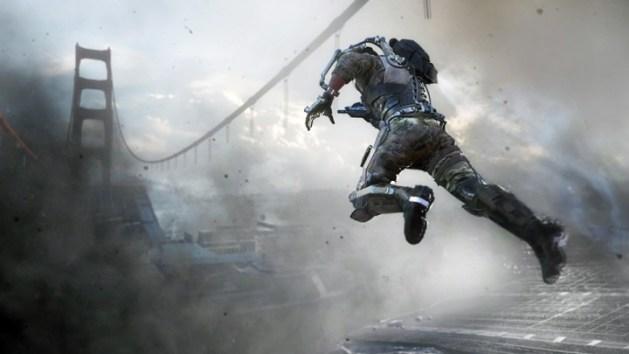 CoD:AW:「Drift」を24秒で1周。高速ストレイフジャンプ動画