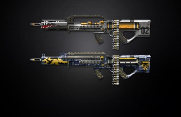 """CoD:AW:武器""""OHM""""とそのバリエント、個別DLCとして3.99ドルでリリース (Xbox)"""
