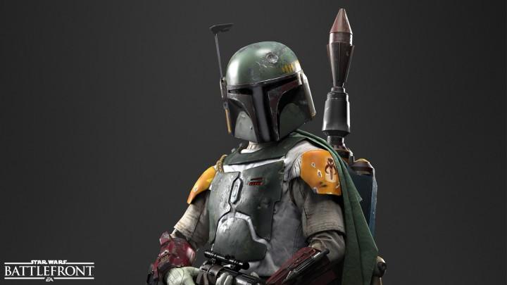 「Star Wars™ バトルフロント™」の悪の英雄たち ボバ・フェット