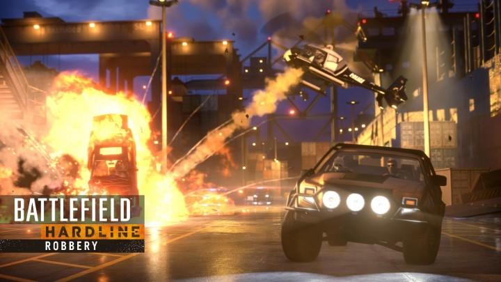 """BFH:第2弾DLC""""Robbery""""の夜間マップ「The Docks」のトレイラー公開"""