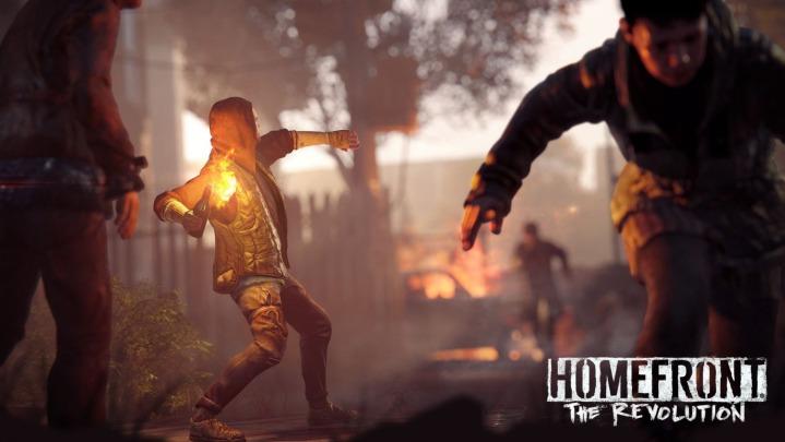 速報:『Homefront: The Revolution』の発売日正式発表、5月17日発売