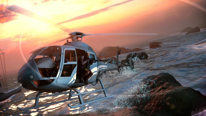 SCOUT HELICOPTER-bfh