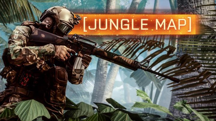 BF4:新マップ「ジャングル」の正式名称を決定する投票開始