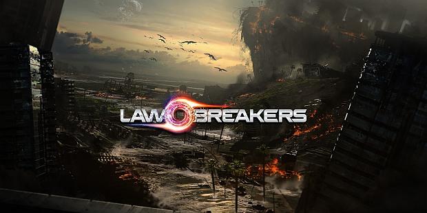豪華スタッフが集結、期待の高速低重力FPS『LawBreakers』お披露目トレイラー