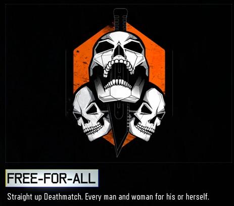 CoD:BO3:遂に「フリーフォーオール」の存在を明言、ロゴを公開