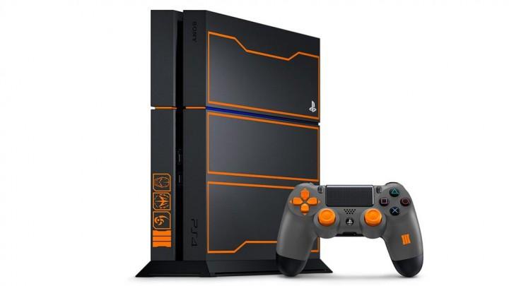 CoD:BO3:限定PS4バンドルが日本でも発売決定、国内初の1TBのHDD搭載