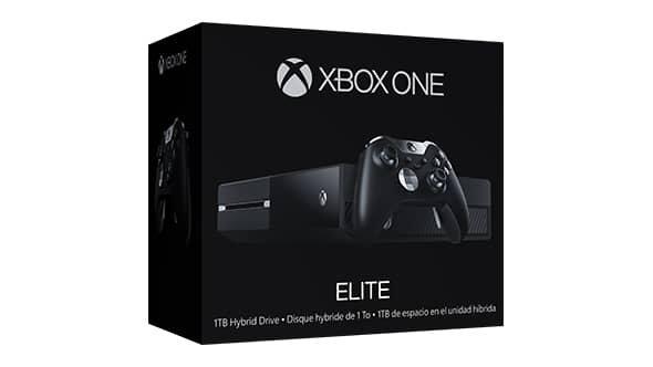 新型Xbox One「Xbox One エリートバンドル」11月3日発売、新型コントローラーや1TB SSHD同梱