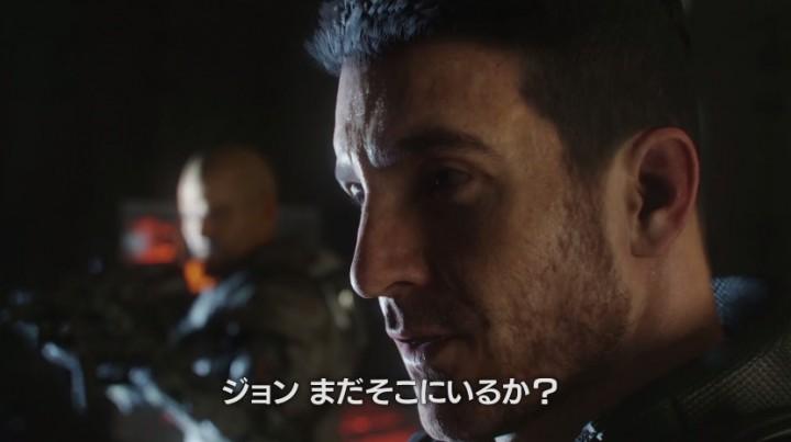 CoD:BO3:ストーリートレイラーの日本語字幕版公開