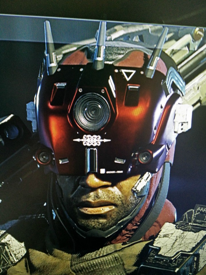 Archangel - head gear for the Prophet