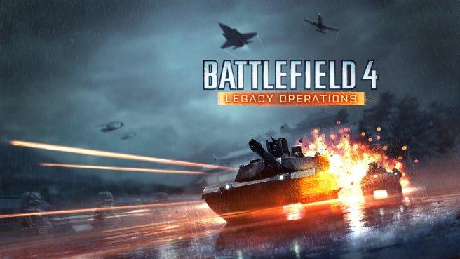 "BF4:新たな無料DLC""Legacy Operations""発表、「ドラゴンバレー」復活"
