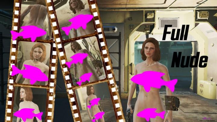 Fallout 4:ヌードModが早くも公開(閲覧注意)