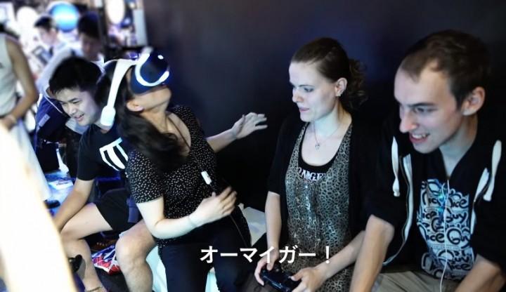 2016年発売:PlayStation VR 最新トレーラー「体験者の声」篇