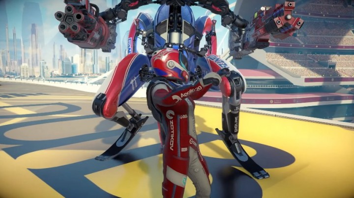PS VR用ロボットFPS『RIGS: Machine Combat League』の最新トレーラー