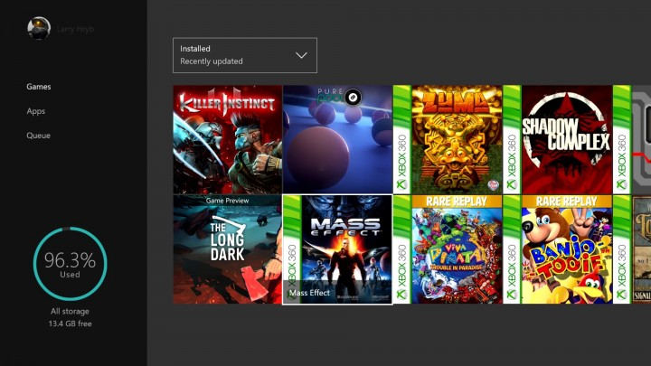 Xbox One:後方互換の先陣を切る104タイトルが11月12日に公開、CoD:BOは12月
