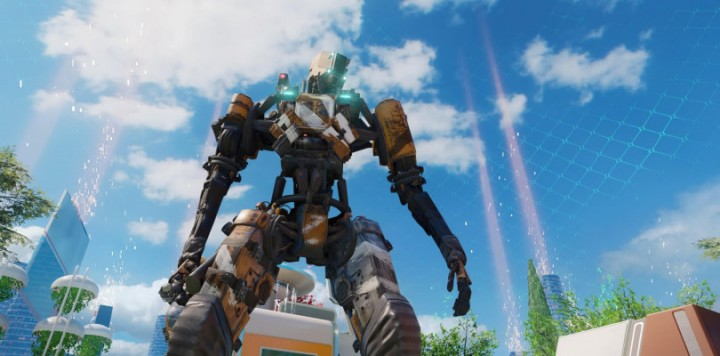 """CoD:BO3:セーフガードのロボットが""""覚醒""""、猛ダッシュする事案が発生中"""