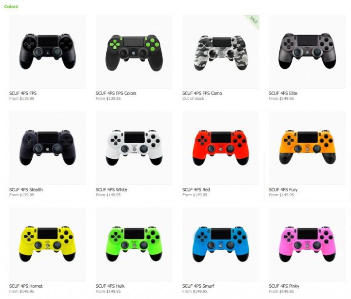 プロゲーマー御用達:PS4コントローラー「SCUF 4PS」の購入方法