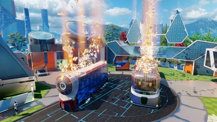 CoD:BO3:ボーナスマップ「Nuk3town」のゲームプレイトレイラー公開