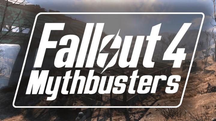 Fallout 4:気になる噂を徹底検証、都市伝説バスターズ第3弾が公開