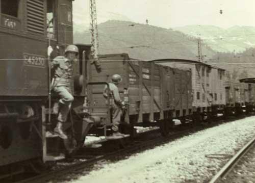 列車 ナチス 黄金