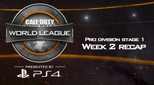 CoD:BO3:CWLステージ1 第2週が終了、リキャップ動画と全試合の動画が公開