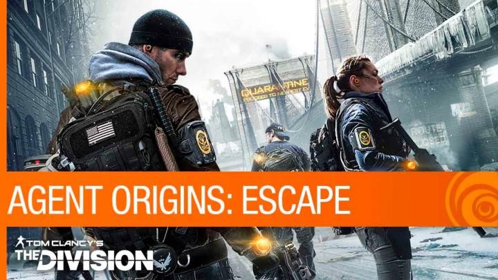 ディビジョン:有名映像クリエイターが制作、4種のライブアクショントレーラー「Agent Origins」公開