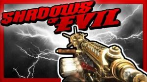 """CoD:BO3:ゾンビ""""Shadows of Evil""""でヴンダヴァッフェDG-2が使用可能になるゴブルガム?"""