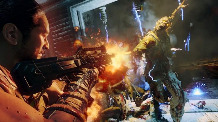 CoD:BO3:ゾンビマップ「THE GIANT」、シーズンパス所持者に無料配信開始(PS4)