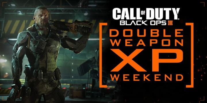 CoD:BO3:武器ダブルXP、2月6日から開催か