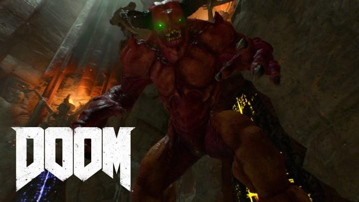 ゴアFPS『DOOM』の発売日が2016年5月13日に決定、キャンペーントレイラー公開