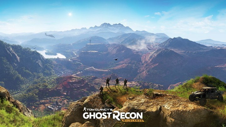 TomClancy's Ghost Recon® WildLands