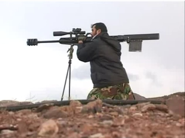 イランの国産武器「Arash」