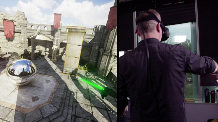 Unreal engine VR