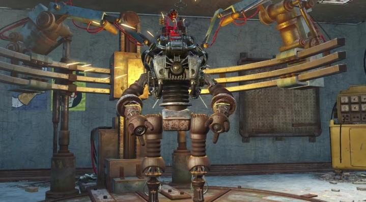 "Fallout 4:第1弾DLC""Automatron""公式トレイラー公開、3月22日発売(日本語訳)"