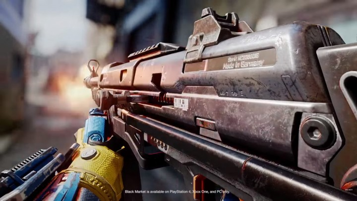 CoD:BO3:新武器やカスタマイズを紹介する公式トレーラー公開