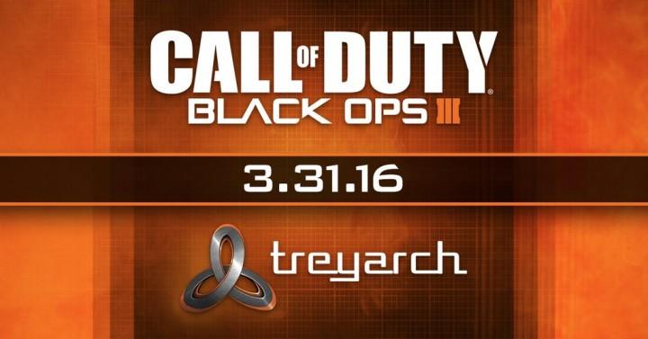 CoD:BO3:第2弾DLC、3月31日に正式発表