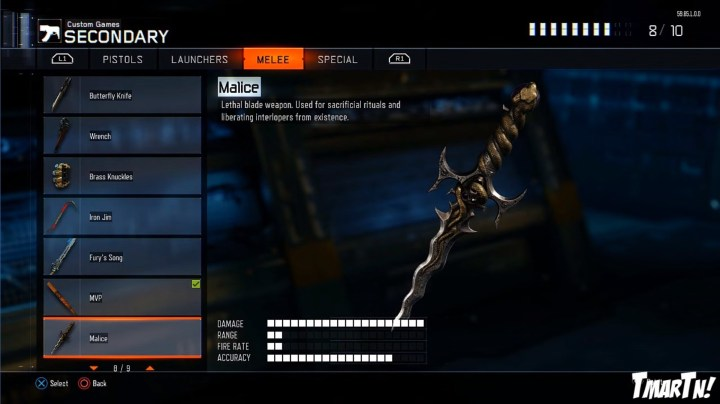 black ops 3 malice