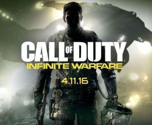 CoD-IW-01 『Call of Duty: Infinite Warfare(コールオブデューティ: インフィニット・ウォーフェア)』